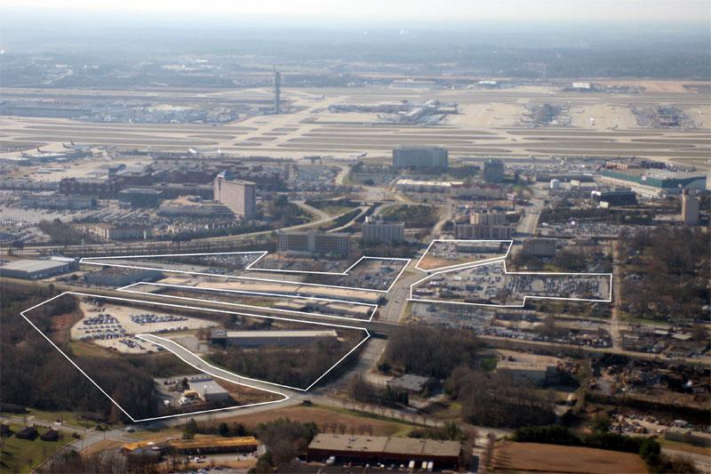 Atlanta Airport Properties for Lease