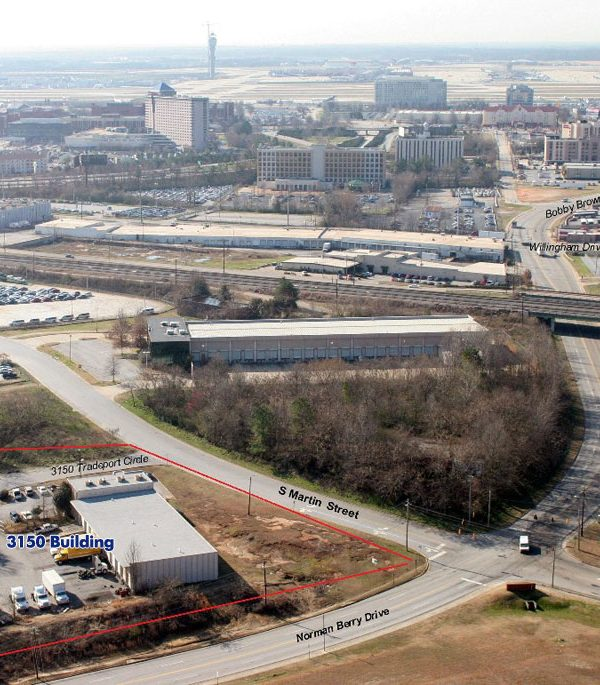 3150 Building - Office/Warehouse near Atlanta Airport